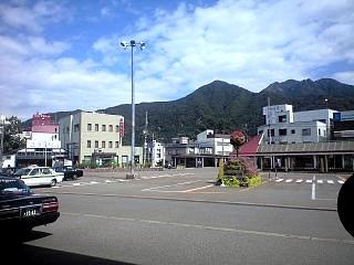 越後湯沢駅(駅前)