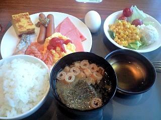 十日町(朝食ビュッフェ)