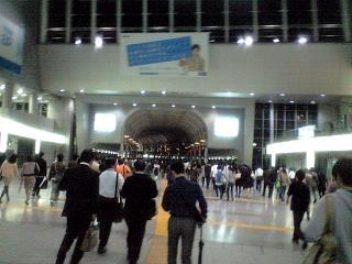 品川駅コンコース(その1)