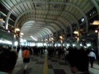 品川駅コンコース(その2)