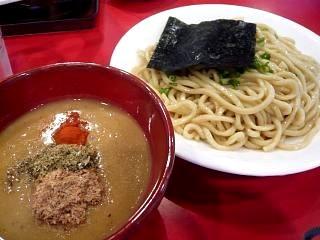 ラーメン紅龍(つけ麺全体)