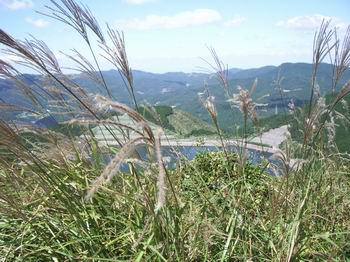 天山ダム11