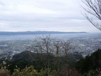 耳納連山7