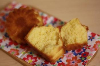 塩バターケーキ