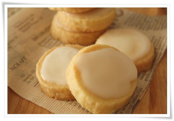 レモンアイシングクッキー