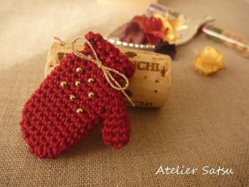 クリスマスの手袋★☆NEWカラー