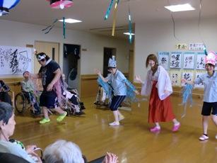イカ踊り1