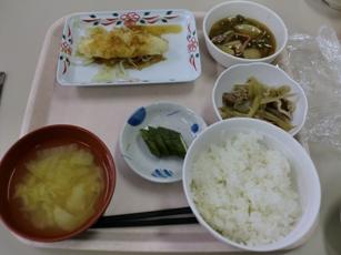 昼食1013