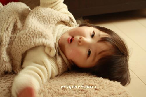 まの 1歳4ヶ月の プライベートショット☆