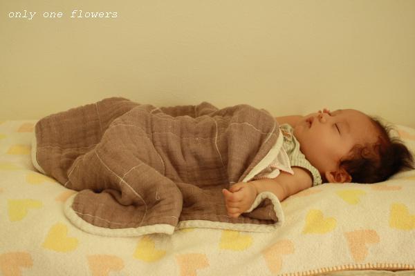 生後4ヶ月のいい子なこっきー☆