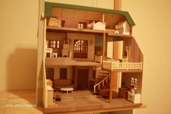 シルバニアのお屋敷