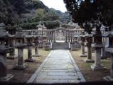 毛利家墓所2
