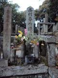高杉晋作墓所in京都