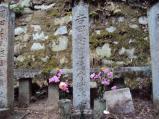 吉田稔麿墓所in京都