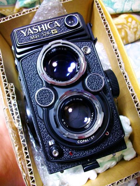 yashicamat124G