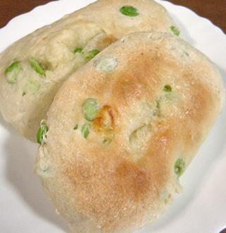 枝豆パン2