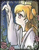 レトロ風姫ちゃん