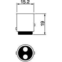 12V21/5W-2