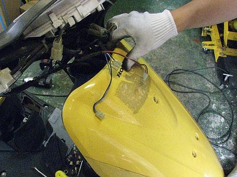 スマートディオ Z4 AF56 AF57 AF63 フロントカバー 外装