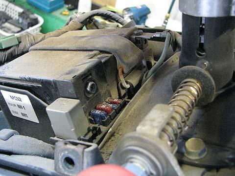バイト BITE バッテリー交換 AF59