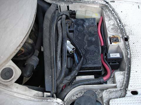 ビーノ SA26J バッテリー交換
