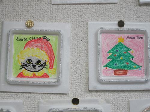納豆のふたアート