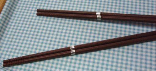 5月11日シリコン菜箸2