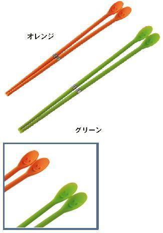 5月11日シリコン菜箸1