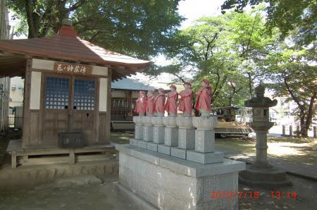 2010+07+18+五の神神社の6地蔵様+056_convert_20100726162106