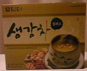 生姜茶顆粒