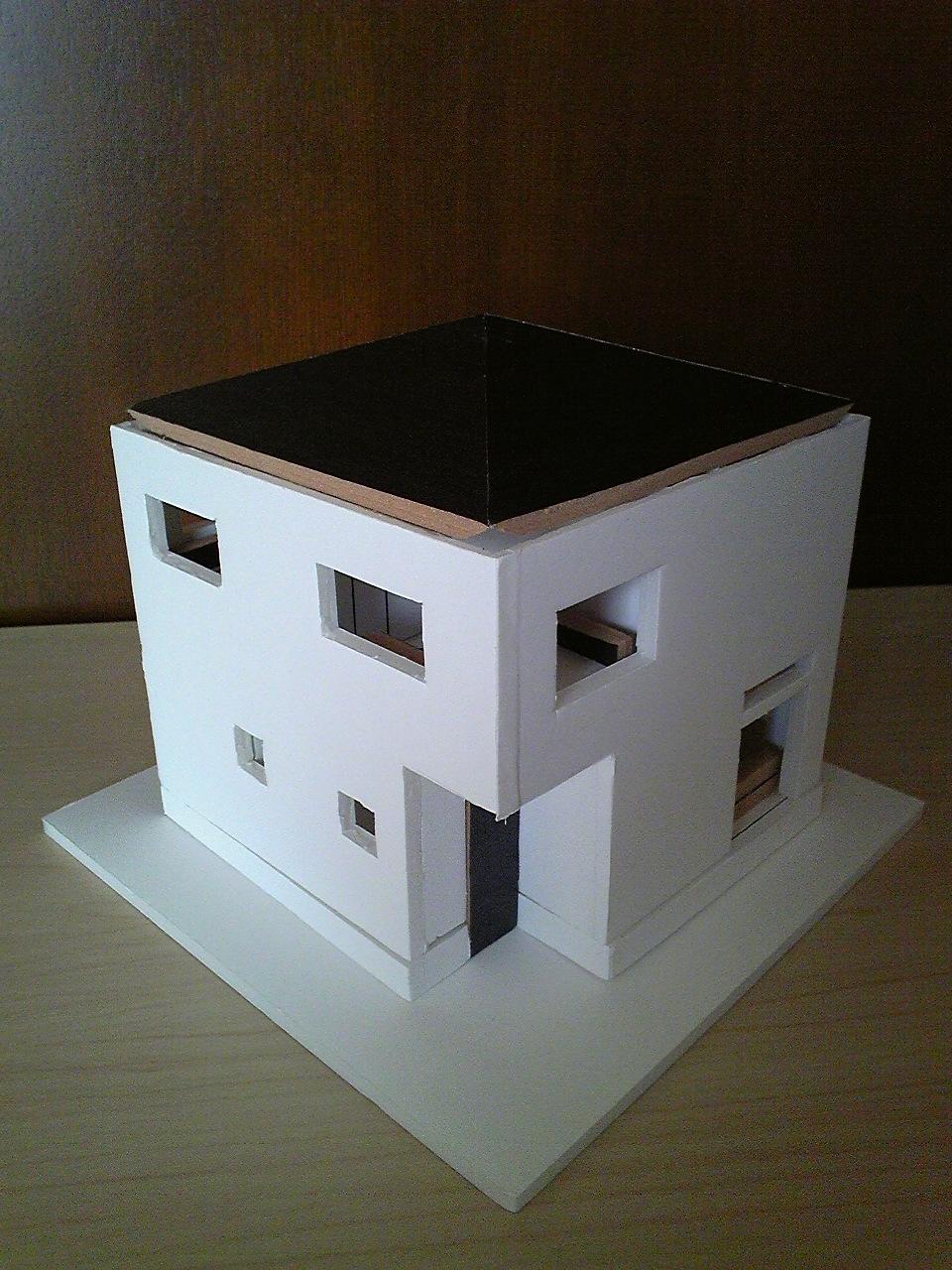 建物模型1