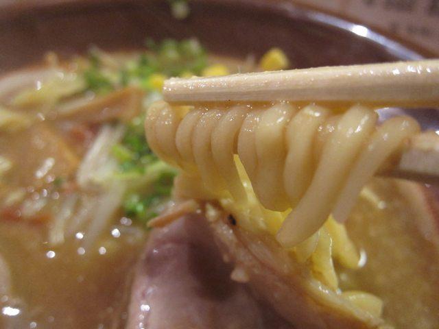 飛騨味噌のラーメン2