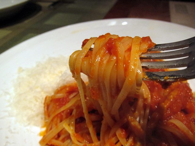 トマトパスタ2