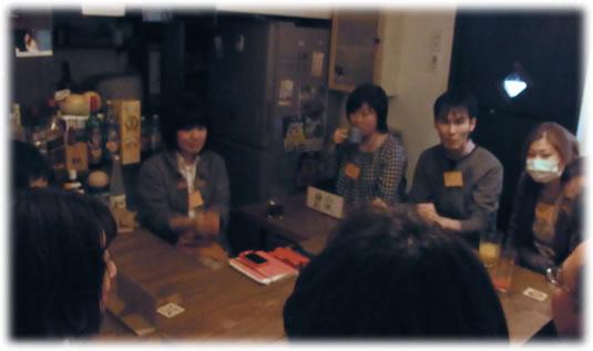 2011.3.20狼ゲーム会の模様