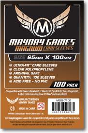 マグナム カードスリーブ (65×100mm):カバー