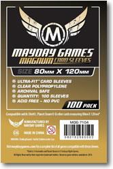 マグナム カードスリーブ (80×120mm):カバー