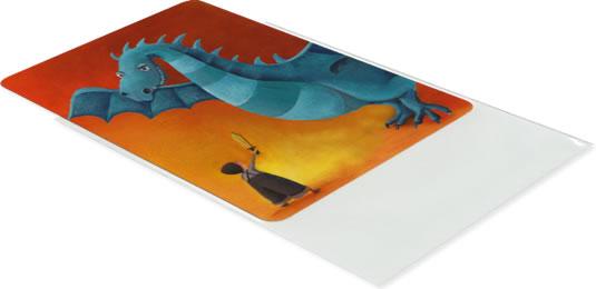 マグナム カードスリーブ (80×120mm):サンプル