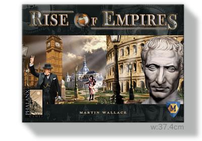 帝国の夜明け:箱