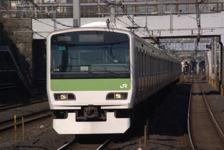 E231系ヤテ508編成