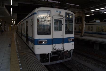 東武8402F