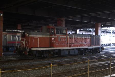 DE152524改造直前