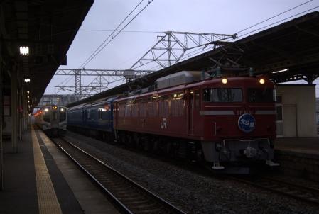 EF8181(田)北斗星