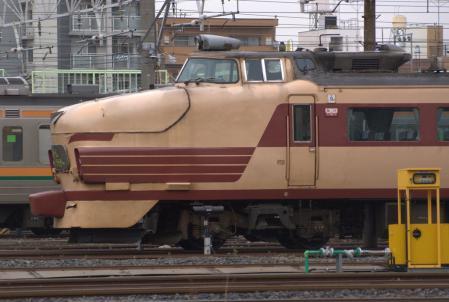 489系ボンネット車