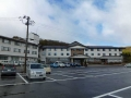 登山口の野地温泉ホテル