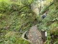 幕滝への道ー2