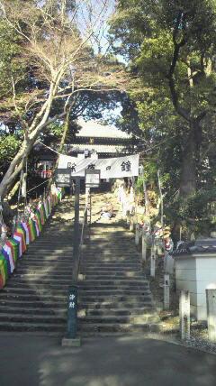 八事興正寺の観音堂です