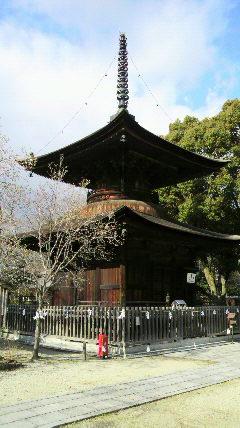 密蔵院多宝塔