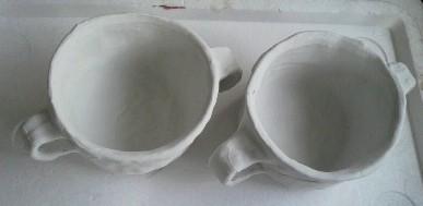 スープ銘々皿