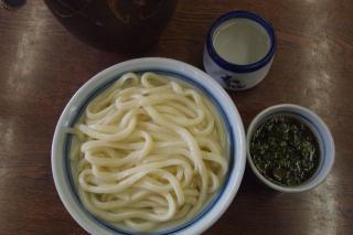 長田-うどん