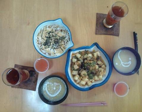 7月5日昼食